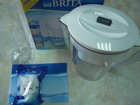 BRITA(ブリタ)のポット型浄水器
