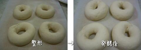 成形・発酵