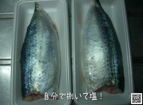 鯖の切り身